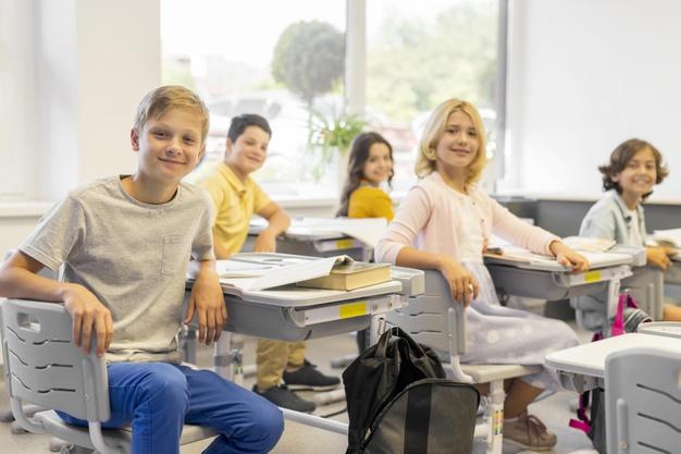 maak een schoolkrant voor leerlingen