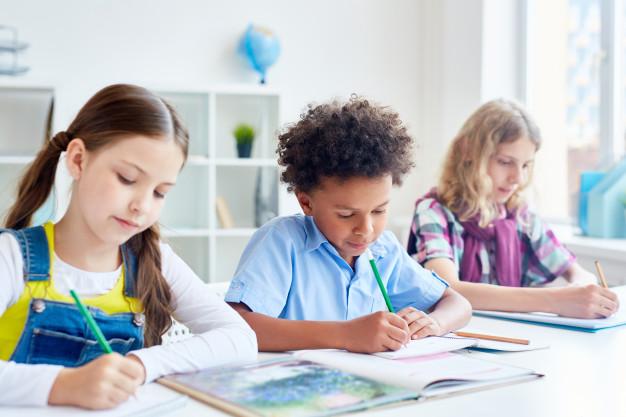 schoolkrant maken voor het heropstart van het schooljaar